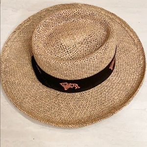 Summer Club mens's straw hat / One Size